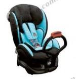 Детское автокресло BeSafe iZi Kid X1 (Черный с голубым)