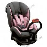 Детское автокресло BeSafe iZi Kid X1 (Серый с розовым)