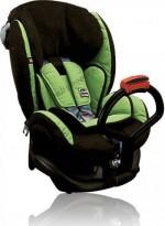 Детское автокресло BeSafe iZi Kid X1 (Черный с зеленым)