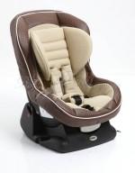 Детское автокресло Geoby CS800E (BRN)