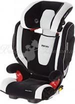 Детское автокресло RECARO Monza Nova SeatFix (Microfibre Silver)