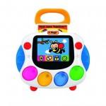 Интерактивная консоль K-Magic Сombo set (16карточек+сумка+цветочек на кроватку) Ks Kids