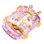 Коврик для выкладывания на животик Bright Starts (розовый)