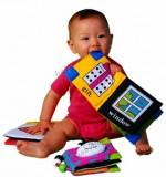 Набор мягких книжек для изучения форм Ks Kids