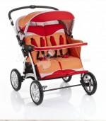 Детская коляска трансформер для двойни Goodbaby CS705-X-HCZ