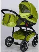 Детская универсальная коляска 2 в 1 Tako Ingis Go - цвет 10 (варианты комплектации - стальная или алюминиевая рама, надувные или пластиковые колеса)