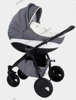 Универсальная коляска 3 в1 Tutis Zippy Leather (цвет 223)
