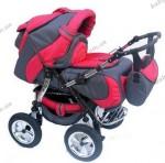 Детская коляска-трансформер Anmar Fox (цвета в ассортименте)