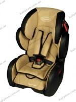 Автокресло BabySafe Sport (Beige-VIP)