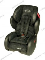 Автокресло BabySafe Sport (Black-VIP)