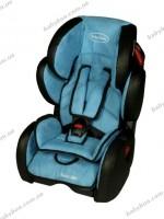 Автокресло BabySafe Sport (Blue-VIP)