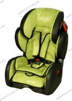 Автокресло BabySafe Sport (Green-VIP)