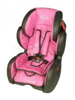 Автокресло BabySafe Sport (Pink-VIP)