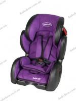 Автокресло BabySafe Sport (Purple-VIP)