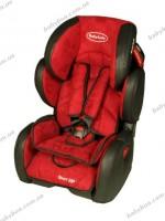 Автокресло BabySafe Sport (Red-VIP)