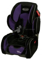 Автокресло BabySafe Sport (maly premium-purple)