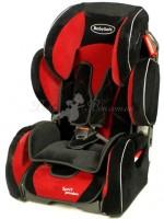 Автокресло BabySafe Sport (maly premium-red)
