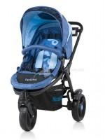 Трехколесная коляска-трансформер Chipolino OPTIMA (blue)