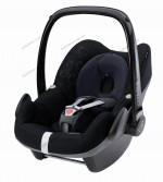 Детское автокресло-переноска Maxi-Cosi Pebble (Jet Black)