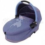 Люлька для новорожденных Quinny Dreami для колясок Quinny Buzz (Electric Blue)