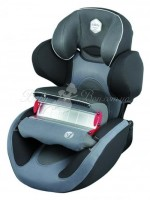 Детское автокресло Kiddy Energy Pro (teflon Black/Anthracite)
