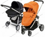 ������� ������������� ������� 2 � 1 Kiddy Clickn move 2 (Orange-black NEW)