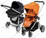 ������� ������������� ������� 2 � 1 Kiddy Clickn move 2 (Orange-black)