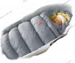 Зимний конверт-трансформер пуховик Дутик/Inflated Ontario Baby