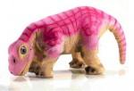 Электронная форма жизни - интерактивный динозаврик PLEO RB с набором аксессуаров (розовый)