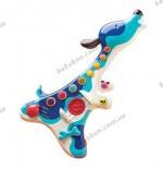 Музыкальная игрушка Battat Пес-гитарист (свет, звук)
