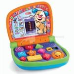 Двуязычный интерактивный компьютер (укр-англ) Fisher-Price