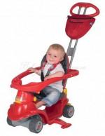 """Машинка-каталка """"Все в одном"""" - Smart Trike All in One (красный)"""