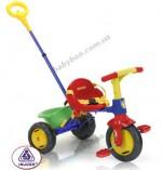 Детский трехколесный велосипед Injusa Triton 336