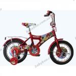 Детский 2-колесный  велосипед  DISNEY ANGRY BIRDS (диаметр колеса 14 дюймов)  Красный
