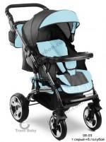 Детская прогулочная коляска Trans baby Viking  Lux (цвета в ассортименте)