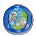 Дорожный горшок Potette Plus 2в1 Синий