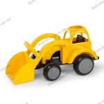 Трактор черно-желтый Viking Toys 25 см (31215)
