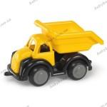 Грузовик черно-желтый Viking Toys 25 см (31210)