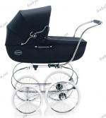 Детская коляска-люлька с сумкой Inglesina Classica Marina 2013 (синий)
