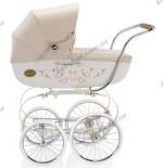 Детская коляска-люлька с сумкой Inglesina Classica Vaniglia 2012 (бежевый)
