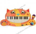 Музыкальная игрушка Battat Котофон  (свет, звук)