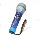 Развивающая игрушка Battat Микрофон (звук, голубой)