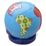 Развивающая игрушка Battat Музыкальный глобус (39 мелодий, разноцветная подсветка)