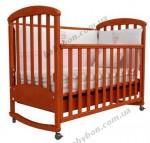 Детская кроватка ВЕРЕС Соня ЛД9 (ольха)