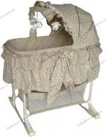 Детская колыбель Baby Circus Precious 4в1 (CFD)
