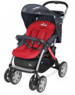 Прогулочная коляска Baby Design SPRINT 2013 (красный 02)