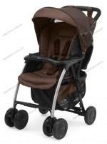 Детская прогулочная коляска Chicco Simplicity (шоколадный)