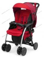 Детская прогулочная коляска Chicco Simplicity (красный)