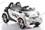 Электромобиль Geoby LW888E-K229 (Спортивный, Белый с черным)