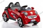 Электромобиль Geoby LW888E-K215 (Спортивный, красный с черным)